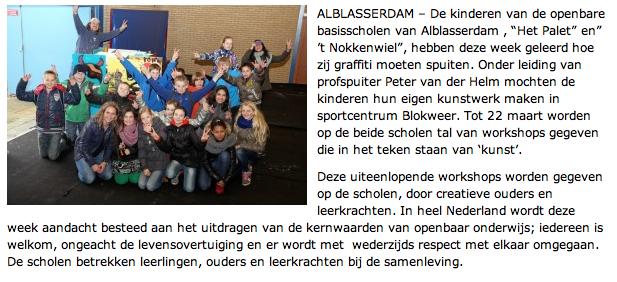Alblasserdam Nieuws