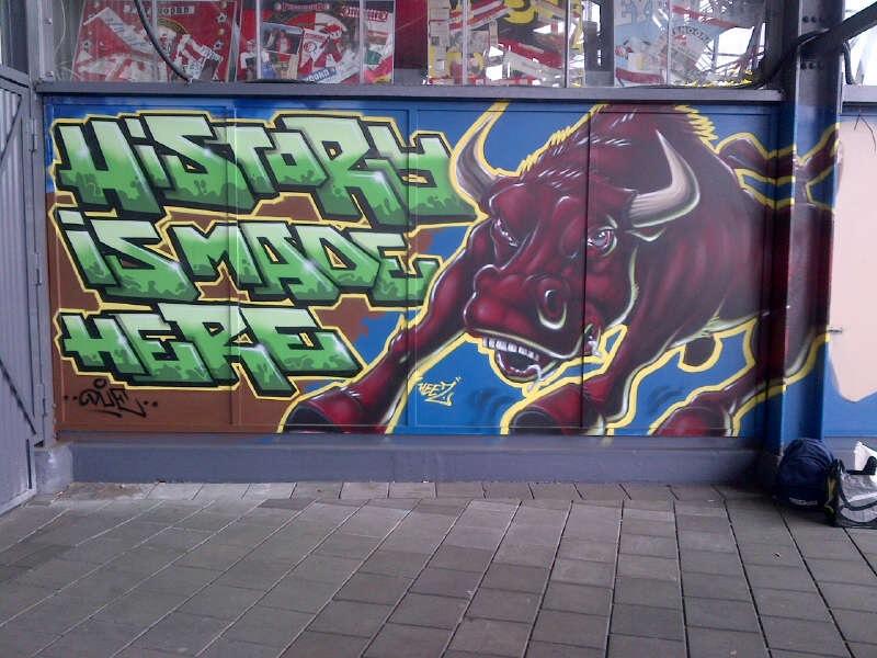 Legioenzaal Feyenoord Bull