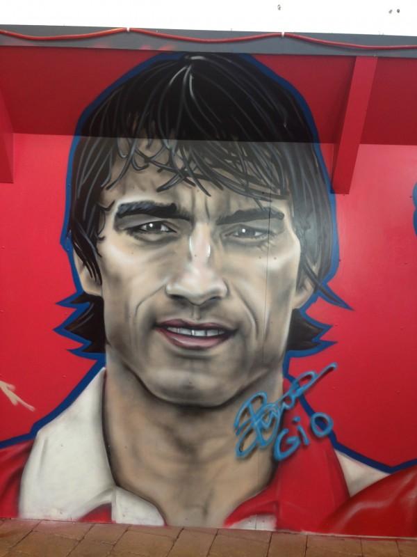 Graffiti Giovanni van Brockhorst