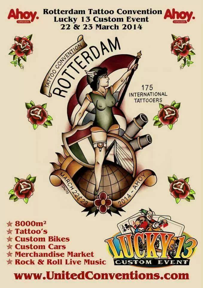 Rotterdam Tattoo Convention