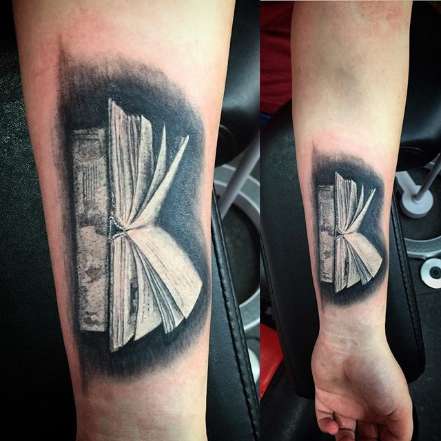 small-book-tattoo